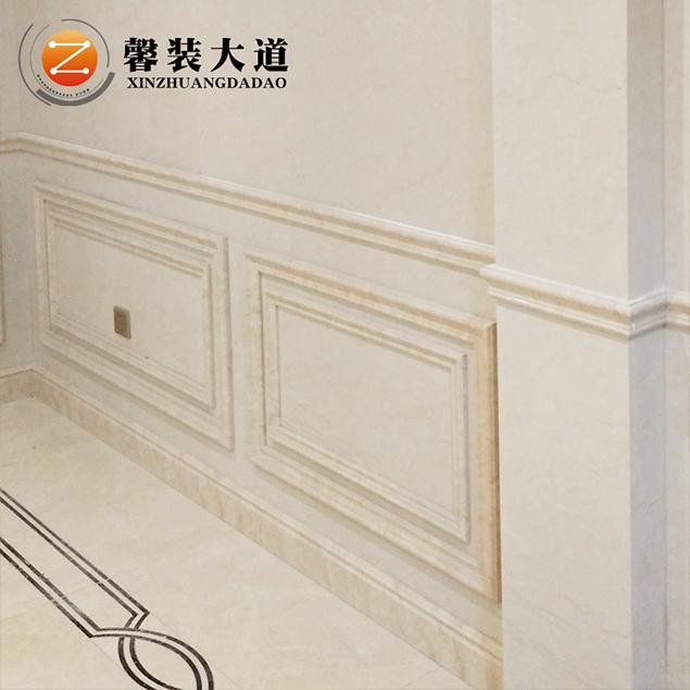 仿大理石6cm门套线、背景线、窗套线条
