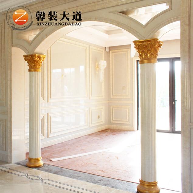 洛爵罗马柱25cm圆柱