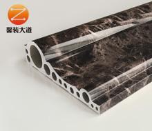 石塑线条纳米石材背景线条20cm电梯门套线  深啡网