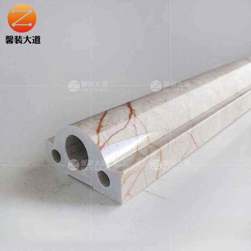 石塑线条5cm腰线SY5027  金丝米黄