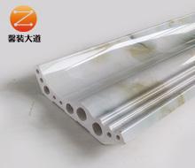 纳米科技石塑吊顶装饰线条ks-12cm   白影玉