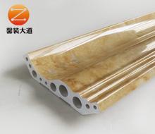 纳米科技石塑吊顶装饰线条ks-12cm   黄龙玉