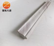 仿大理石墙角内装饰线条KS-2.5cm小阴角  爵士白