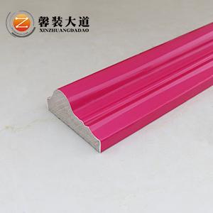 高档装饰PS高分子材料背景线条壁纸收边线条无卡槽线条B1115-80