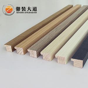 实木包覆画框线条-2821款