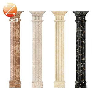 洛爵罗马柱25cm方柱