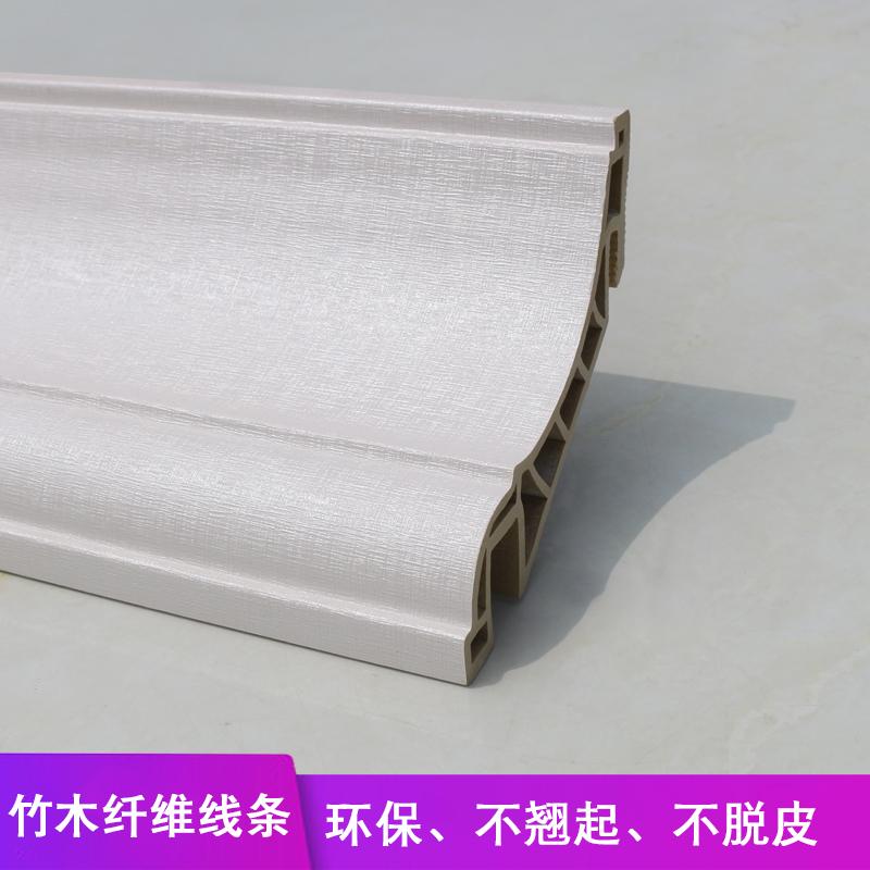 竹木纤维装饰线条顶角线