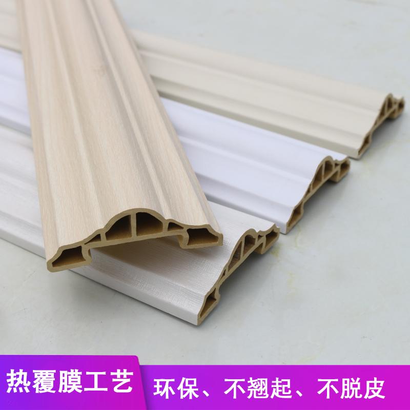 竹木纤维装饰线条腰线