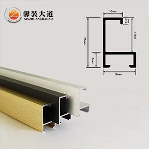 铝合金材质线条-014款