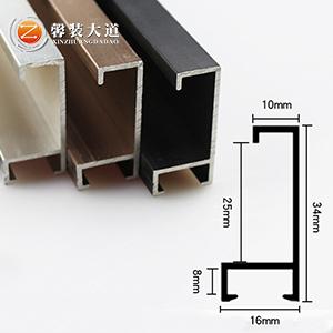铝合金材质线条-015款