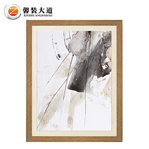 实木包覆画框定制-2848